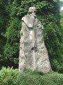 Monument to Thomas Carlyle, Kelvingrove Park, Glasgow
