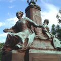 Navigation & Shipbuilding (1914-26) - Kelvin Way Bridge, Glasgow