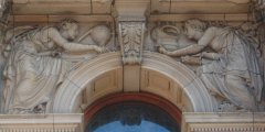 The Trades and Industries of Glasgow, City Chambers, Glasgow