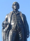 Robert Burns, George Square, Glasgow